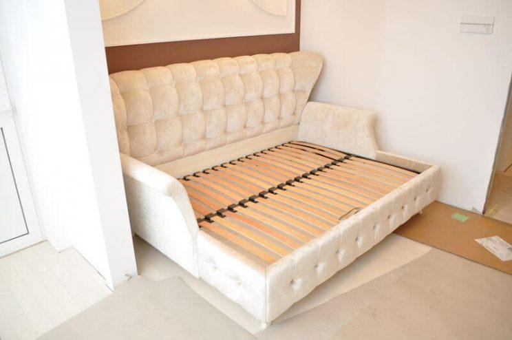 прототип італійського дивана