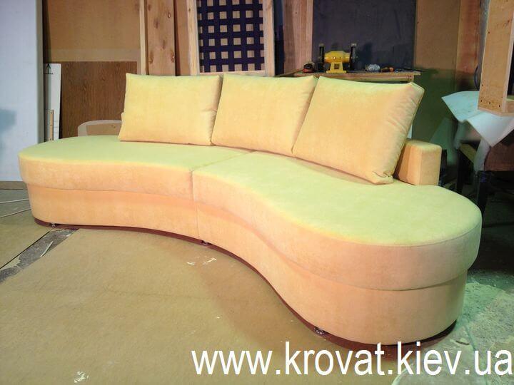 радіусні дивани