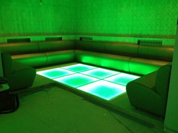 мебель в клуб на заказ