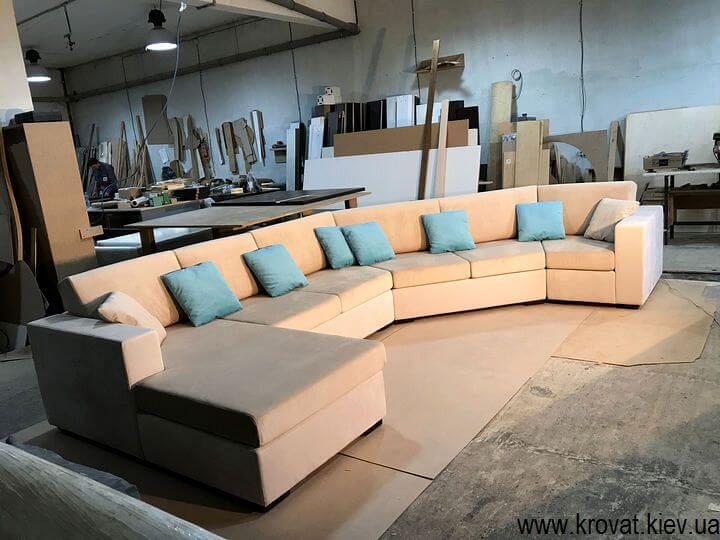 уникальные диваны на заказ