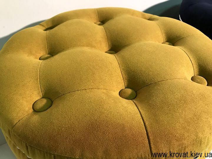 нестандартная мягкая мебель на заказ