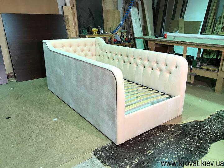 фабрика подростковых кроватей