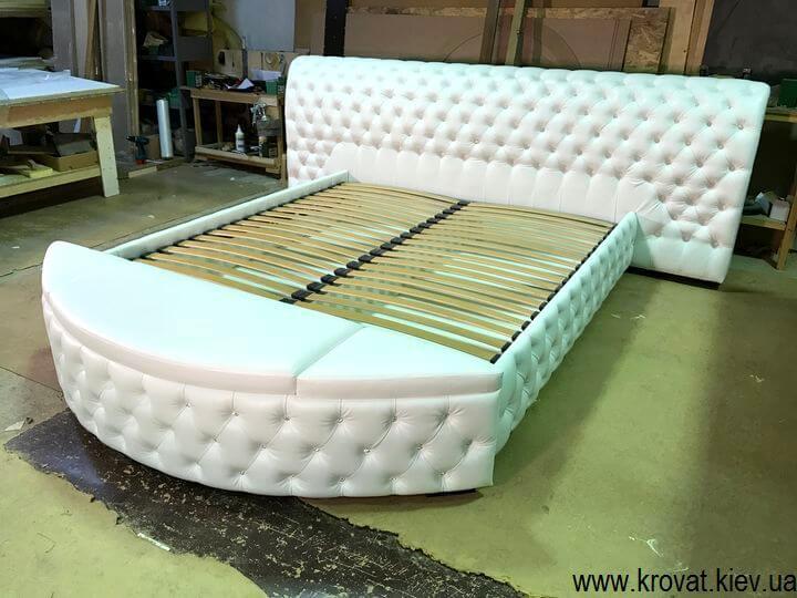 фабрика кроватей с банкеткой