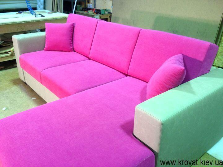 фото диванов в разных цветах