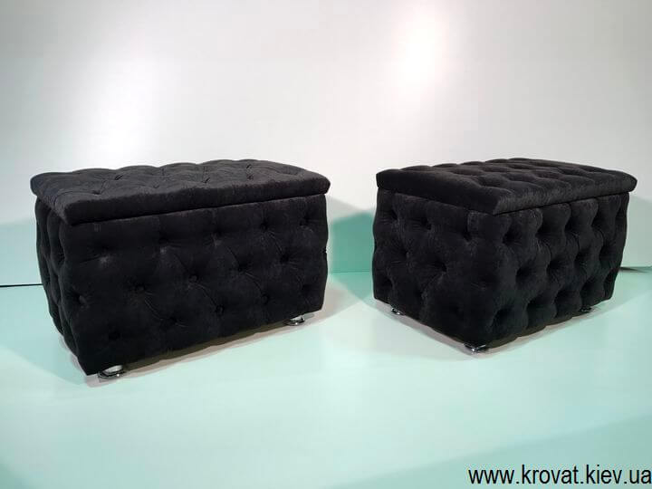 фото мебели с пуговицами