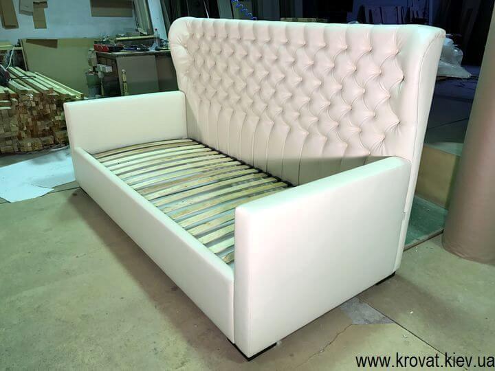 фото уникальной кровати на заказ