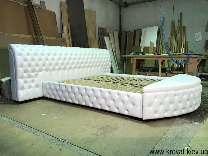 фото оригинальной кровати на заказ