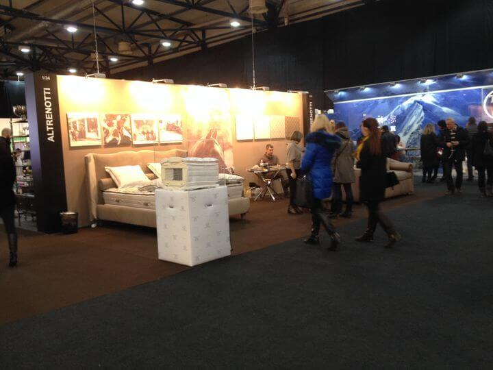 Выставка Интерьер Мебель 2016