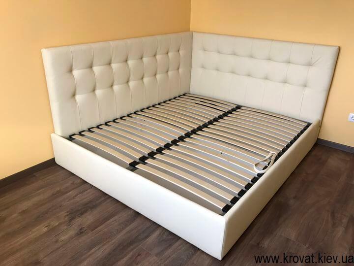 интернет-магазин кроватей с двумя спинками