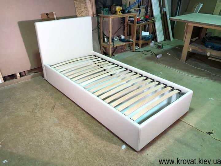 изготовление односпальных кроватей по фото