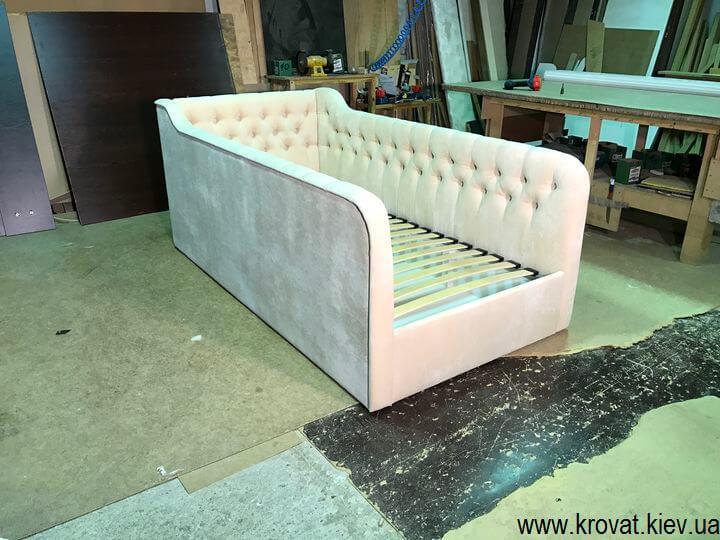 изготовление кроватей для детей по фото