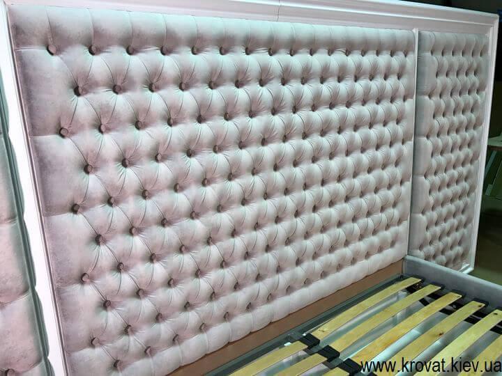 изготовление кроватей по фото с каретной стяжкой