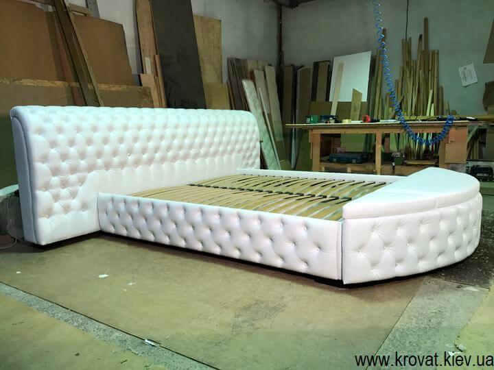 изготовление кроватей с банкеткой по фото