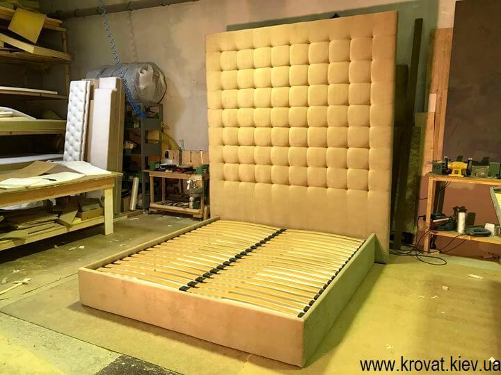 изготовление высоких кроватей по фото
