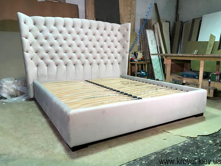 изготовление кроватей с подъемным механизмом по фото