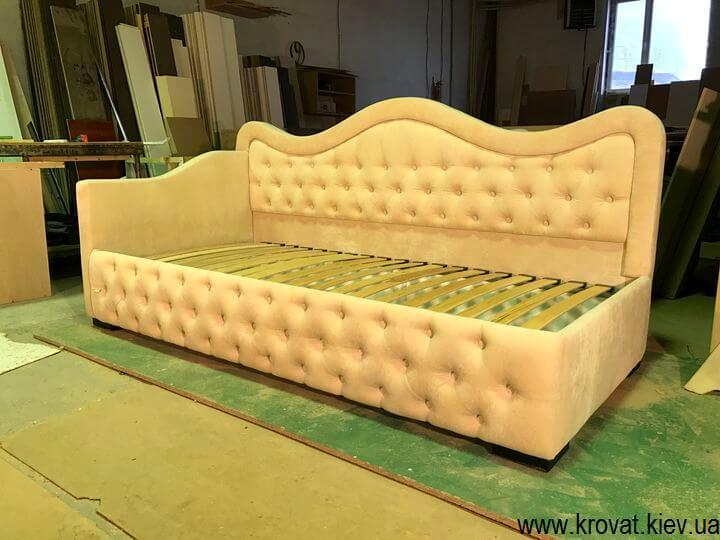 изготовление кроватей для девочки по фото