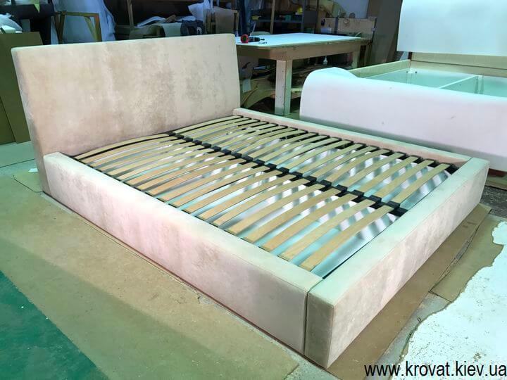 изготовление двуспальных кроватей по фото