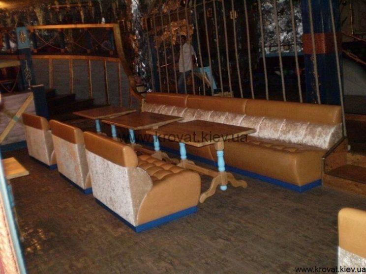 Диваны Кантри для кафе баров