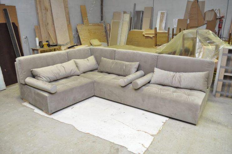 кальянный диван Софт