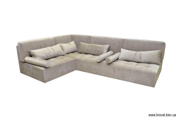 кальянный диван в лаунж зону на заказ