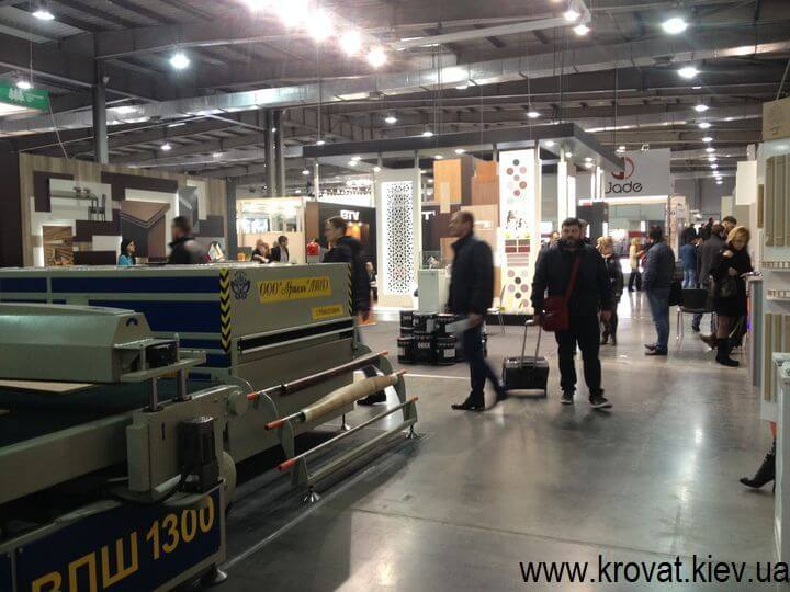 выставка мебели kiff 2016
