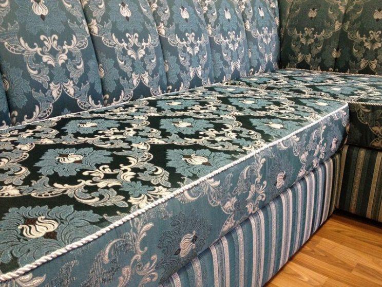 подушки с кантиком