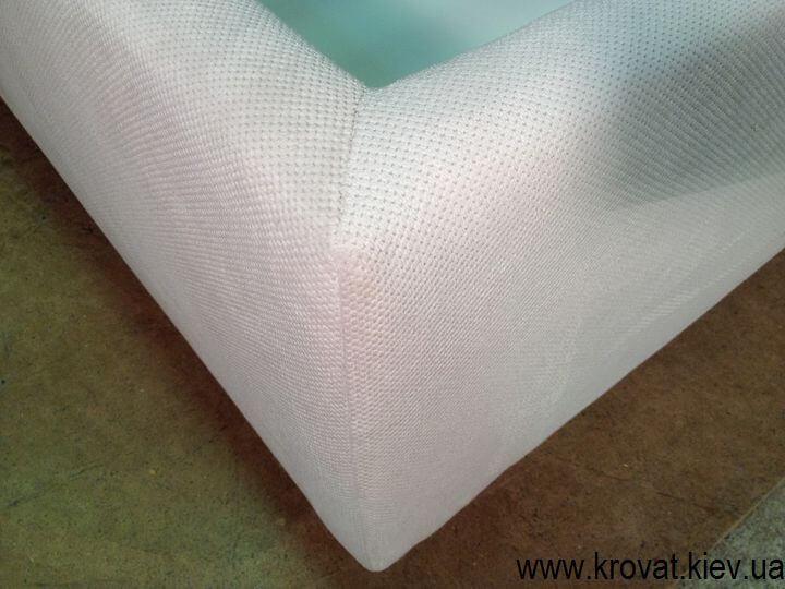 Ліжко зі знімним чохлом на замовлення