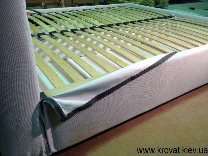 ліжко зі знімними чохлами