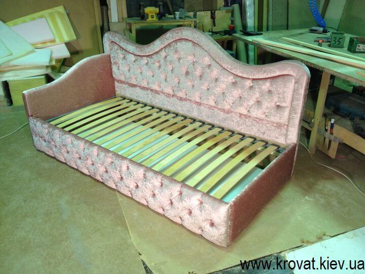 кровать для девочки на заказ