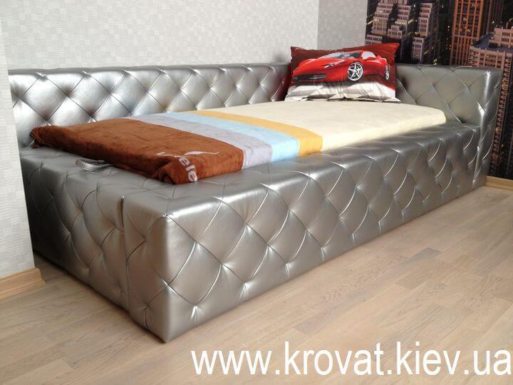 подростковая кровать с утяжками