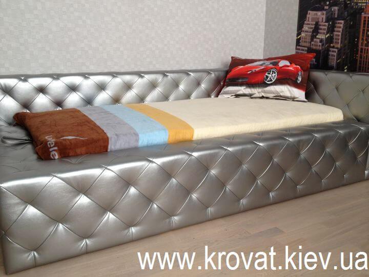 кровать для подростка с утяжками на заказ