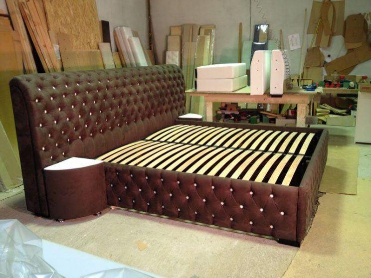 гарні меблі в спальню на замовлення