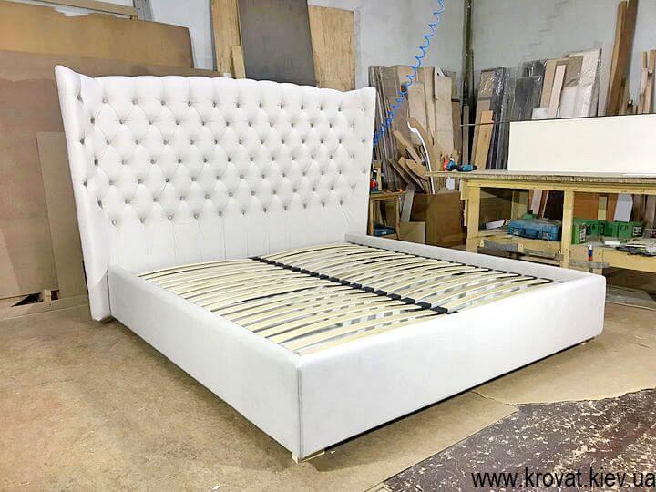 двуспальные брендовые кровати на заказ