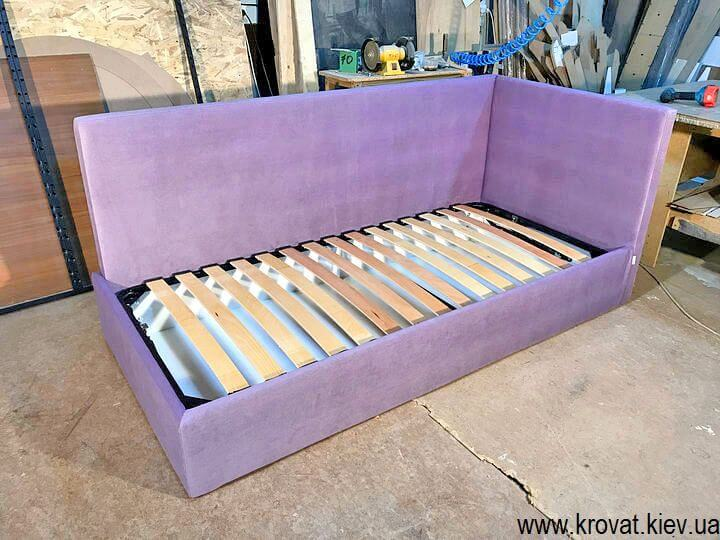 брендовые кровати для подростков на заказ