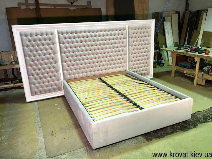 кровать с коробом на заказ
