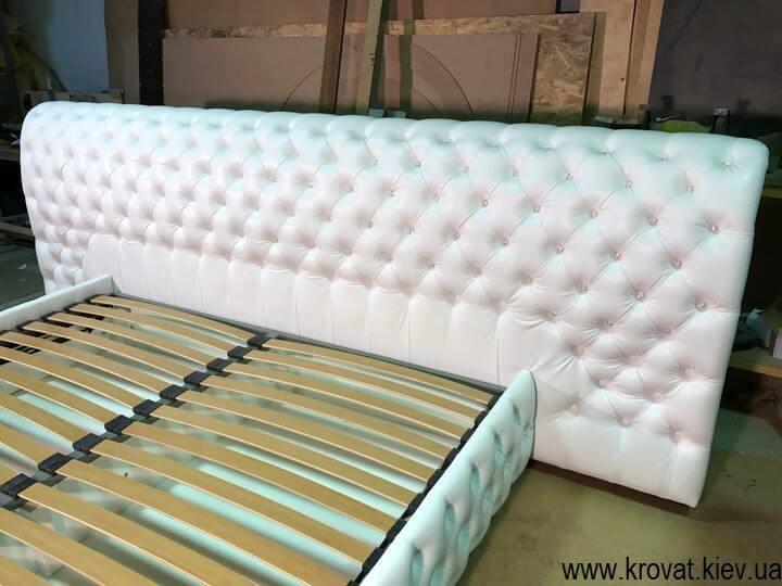 двуспальные кровати с нишей