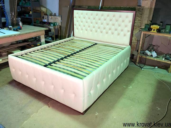 кровати с нишами