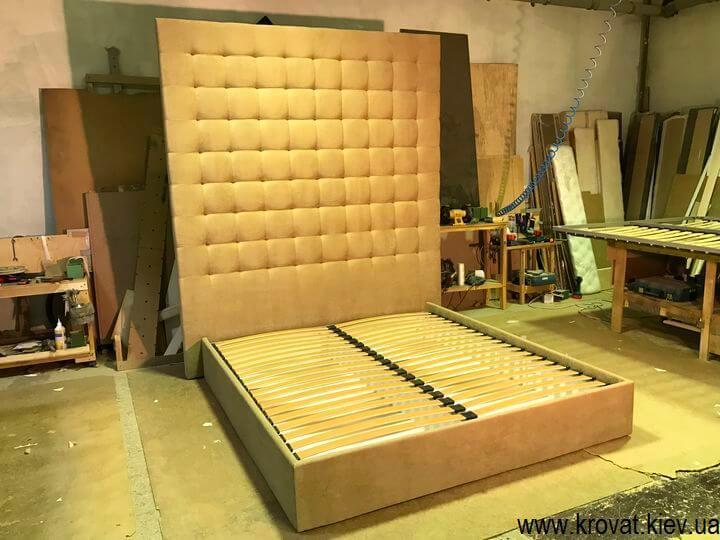 кровати с нишами на заказ