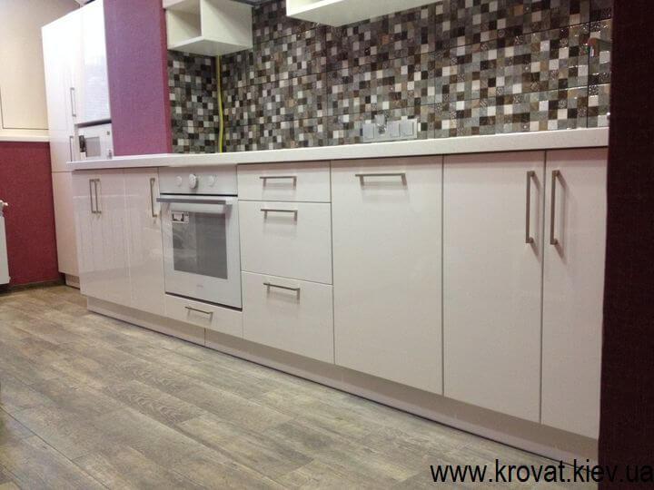 кухня покраска