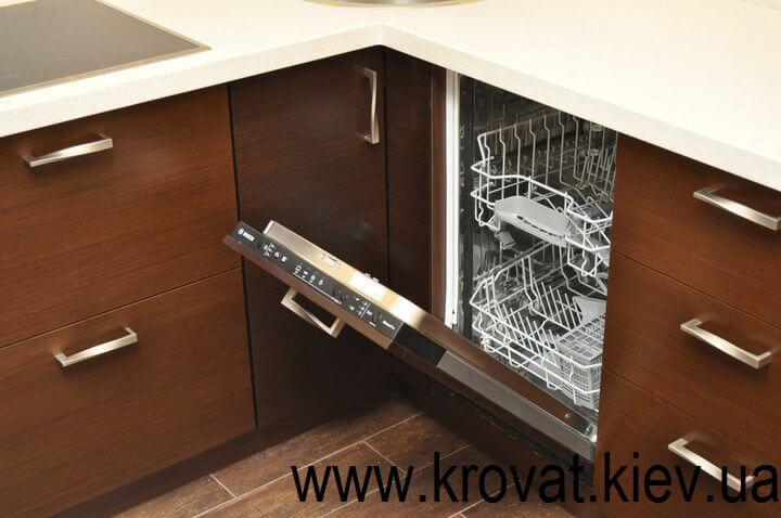 встроенная посудомойка