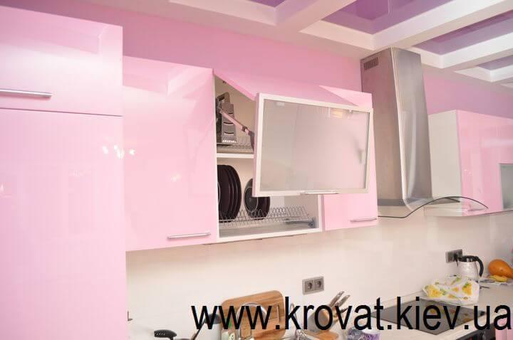розовая кухня киев
