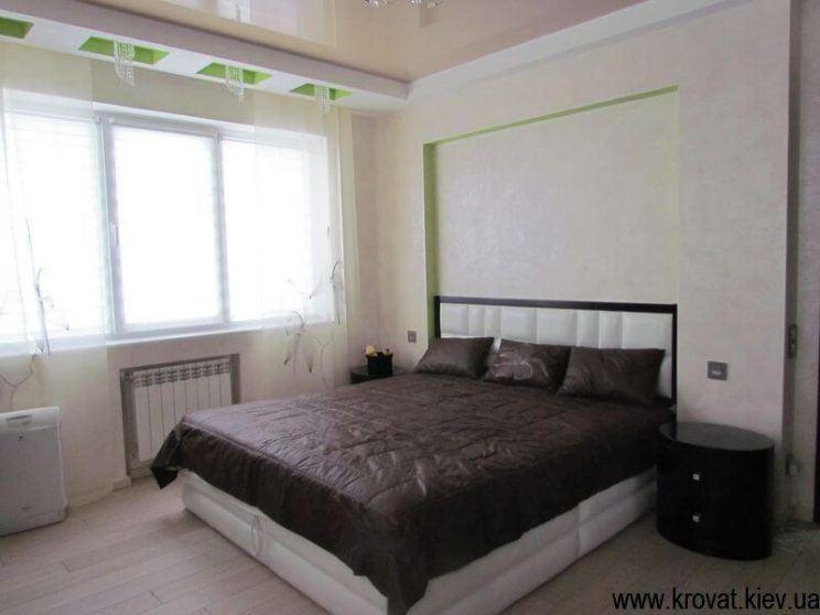 кровать в спальню на заказ