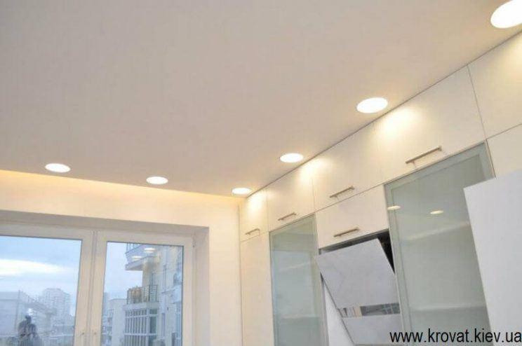 белая мебель в квартиру