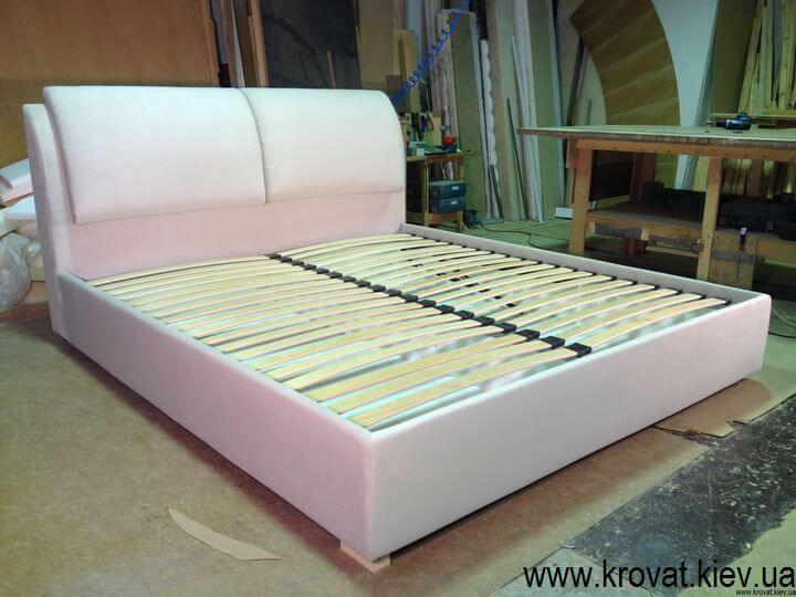 виробництво м'яких ліжок на замовлення