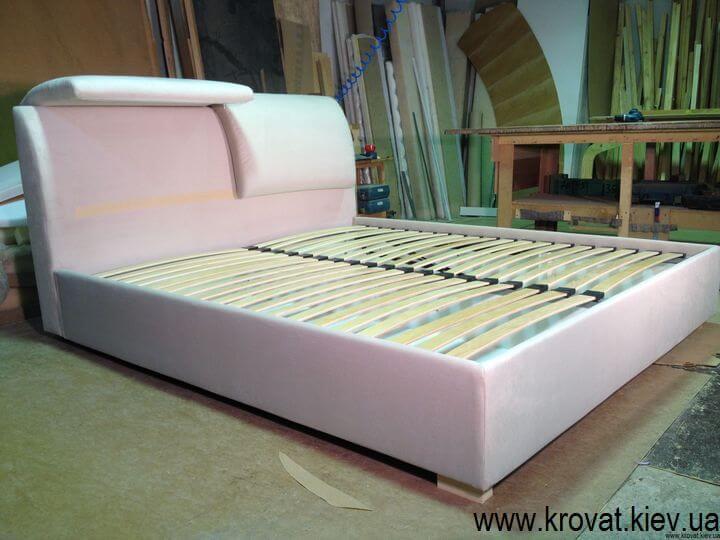 знімні подушки м'якого ліжка