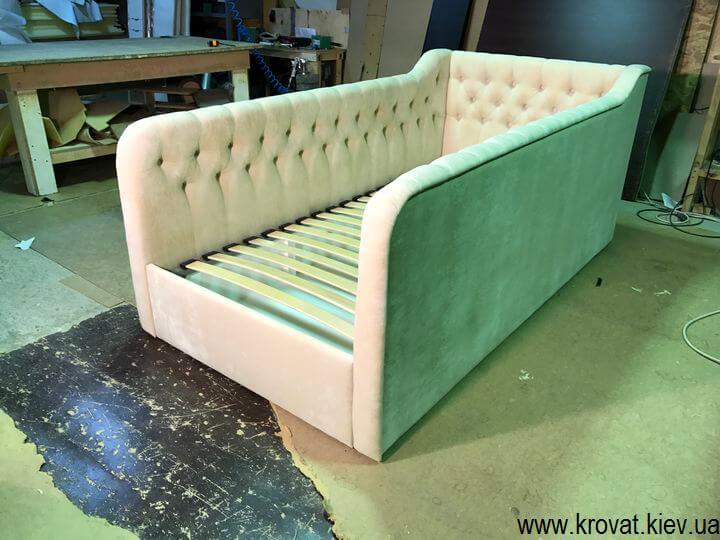 мягкие подростковые кровати