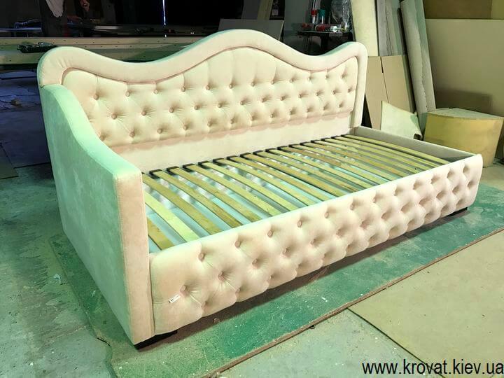 мягкие кровати для девочек