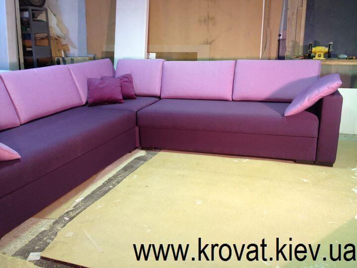 мягкий диван от производителя