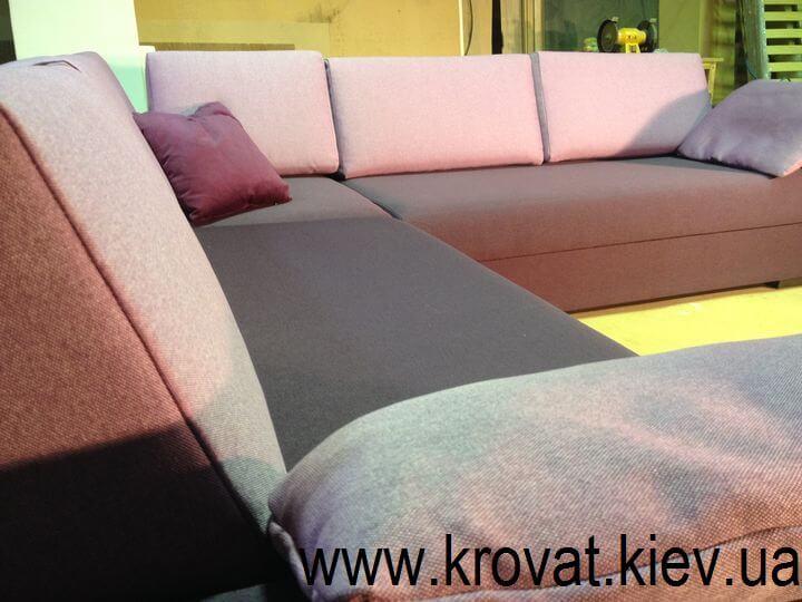 виробництво диванів на замовлення