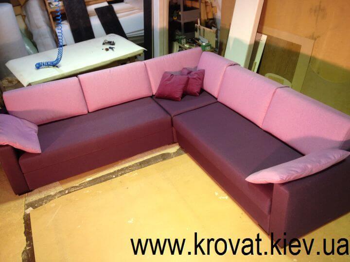 мягкая мебель угловые диваны